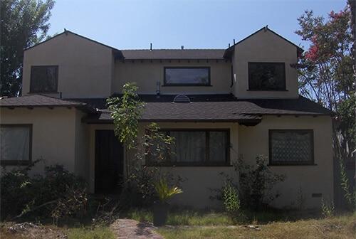 property before hard money lending